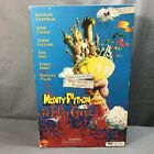 """Monty Python and the Holy Grail 12"""" The Black Knight Figure NIB Sideshow"""