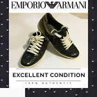Emporio Armani  Womens shoes  Brown sneakers  S 39  Excellent Condition