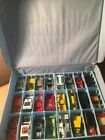 VINTAGE 1978 MATCHBOX CARRY CASE HOLDS 48 MODELS CARS See photos