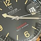 Tudor Red Ranger Oyster Date Automatic 34mm Vintage With Extras Excellent Cond.