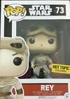 Funko Pop! Star Wars The Force Awakens Rey with Goggles Hot Topic Exclusive #73