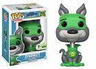 FUNKO POP 2017 ECCC EMERALD CITY STICKER DYNOMUTT #215 Vinyl Figure IN STOCK