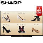 Sharp 60 Full HD Commercial LCD LED TV with 1 Year Extended Warranty