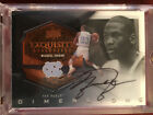 Michael Jordan 2012 Upper Deck Exquisite Collection Dimensions Shadow Box Auto