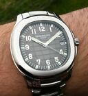 Patek Philippe aquanaut 5167/1A Jumbo Stainless 100% Authentic- no reserve!!!