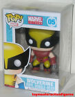 FUNKO POP Marvel WOLVERINE #05 BROWN SUIT EXCLUSIVE Figure Sealed IN STOCK NOW!