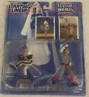 1997 STARTING LINEUP CY YOUNG GREG MADDUX CLASSIC DOUBLES BASEBALL FIGURES