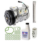 For Chevy Tracker New AC Compressor  Clutch With Complete A C Repair Kit