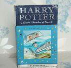 Harry Potter and the Chamber of Secrets J K Rowling 2002 First Edition