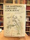 The Marthas Vineyard Cook Book Signed by Louise Tate King 1971 HC DJ