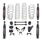 ReadyLIFT 2007 17 JEEP JK 25 Coil Spring Lift Kit with SST3000 Shocks 69 6201