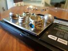 ESTATE 925 STERLING SILVER RESALE NOT SCRAP RECOVERY RING MIXED LOT 36.9 GRAM