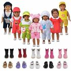 Eric&nicole Doll Clothes 7 Lot American Girll Doll Clothes Includes 7 Set + 2 18