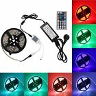 Striscia LED Impermeabile 5M RGB 300 LED 5050 SMD LED Strip Con 5A DC 12V (l8g)