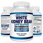 White Kidney Bean Extract - 100% Pure Carb Blocker and Fat Absorber for Weigh...
