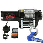 3500LBS 12V Electric Recovery Winch Truck SUV ATV Durable Remote Control 4x4