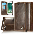 Luxury Wallet Card Slot Holder Flip Stand Cover Case For iPhone 5 SE 6S 7 Plus