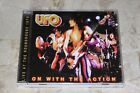 UFO On With the Action CD Ultra RARE Import Live London Schenker Mogg Way