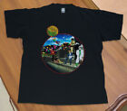 T shirt Around the World in a Day Vintage reprint shitr men's clothing