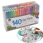 US 24 48 Color Gel Refills Set For School Sketch Marker Art Pen Drawing Mark Pen