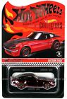 DATSUN 240z red Hot Wheels RLC Collectors HWC Exclusive Real Riders IN HAND