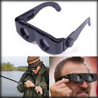 Portable Glasses Style Magnifier Telescope Binoculars For Fishing Hiking PR