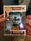 Funko Pop! Holidays Flocked Krampus Chase #14 Hot Topic Exclusive