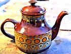Vintage Arthur Wood Tea Pot 1960 s Made in England Brown  #5430