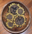 Primitive Sunflowers 5 Bowl Fillers Cupboard Tucks Summer Decor Wreath Making