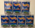 67 CAMARO 7 CAR LOT TINTED  CLEAR OPEN  CLOSED 7s ALL DIFFERENT HOT WHEELS