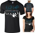 U2 EXPERIENCE + INNOCENCE TOUR 2018 T Shirt TOP TEE MEN WOMEN LADIES