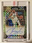 17 18 Panini Prizm Mosaic Camo #KDR Kevin Durant SEALED Autograph Card #06 25