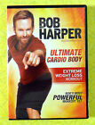 Bob Harper Ultimate Cardio Body Workout New DVD Video Exercise Fitness