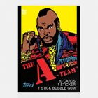 1983 Topps A-Team Trading Cards 10