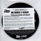 Mr. Groove & Vergas - Altered State Of Mind (CD)