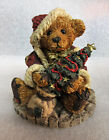 Boyds Bears and Friends ~ The Santabear ~ Grenville Figurine