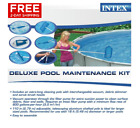 Pool Cleaning Set Equipment Accessories Supplies How To Maintain Swimming Hose