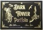 STEPHEN KING THE DARK TOWER PORTFOLIO GLENN CHADBOURNE  COLIN FURTH SIGNED