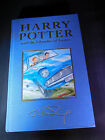 Harry Potter Chamber of Secrets Signed First Edition Deluxe Hardback