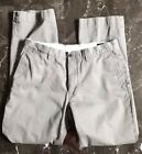 Polo Ralph Lauren Gray Mens Size 33x32 Chinos Pants