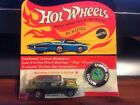 Vintage 1970 Hot Wheels REDLINE yellow Classic Nomad Blister Pack UNPUNCHED card