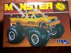 INSTRUCTION SHEET  SCAVENGER MONSTER TRUCK MORE PARTS AVALIABLE 1:25 SCALE