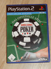 WORLD SERIES OF POKER - PS2 Sony Playstation