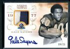 2013 National Treasures GALE SAYERS Prime Auto Autograph Jersey Bears 04 25
