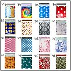 100 Pack - 10x13 You Choose Or Get A Mix Designer Poly Mailers Free Ship