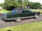 1967 Plymouth Satellite Sport 1967 Plymouth Satellite Sport Convertible