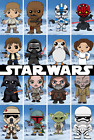 16pc. Star Warz Characters Anime Pictures Art - Custom Photos 4x6 Prints