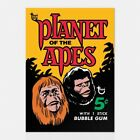 PLANET OF THE APES TOPPS 80TH ANNIVERSARY WRAPPER ART CARD #46 #Topps #SciFi