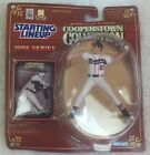 Warren Spahn 1998 Cooperstown Collection Starting Lineup Completely SEALED