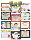 """8.5"""" X 11"""" Hayes Certificate/Seal Assortment"""